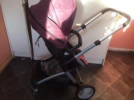 mothercare roam travel system