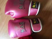 Boxing / boxercise gloves