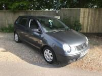 VOLKSWAGEN POLO TWIST (grey) 2005