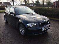 2008 58 reg BMW 118d ES DIESEL , 6 SPEED