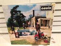 OASIS LP:(CRELP 219) Be Here Now
