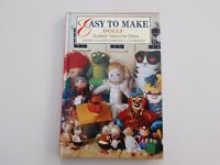 Easy to Make Dolls By Audrey Vincente Dean 9781854700483 hardbacked book