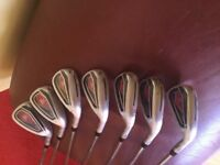 Lynx Black Cat Iron Set (brand new in wrapping & boxed) 5 iron - SW