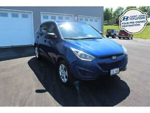 2014 Hyundai Tucson GL! LEASE RETURN! LOW KMS! AWD!