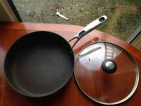 Sauté pan and sauce pan