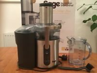 Sage Nutri Juicer Plus BJE520UK