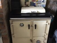 Rayburn Regent Oil fired Aga, in working order.