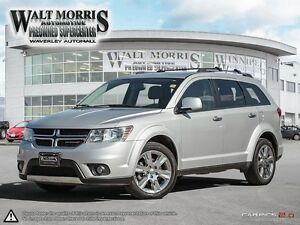 2013 Dodge Journey R/T AWD; LOCAL VEHICLE, ACCIDENT FREE!!