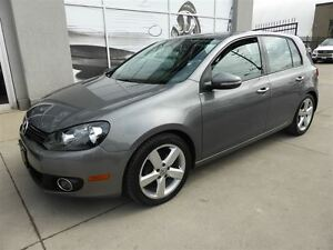 2012 Volkswagen Golf 2.5L Sportline Sunroof