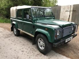 Land Rover td5 110