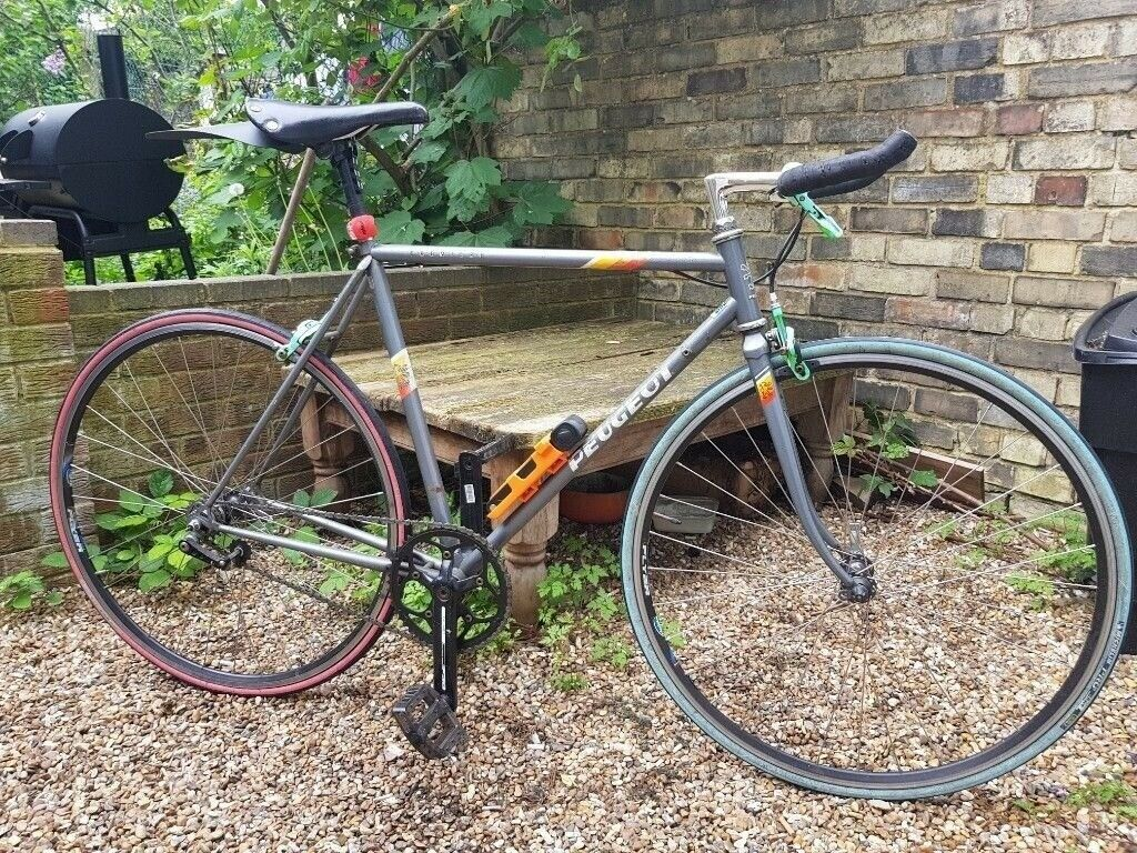 Singlespeed Bike Retro