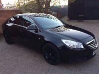 Vauxhall Insignia Exclusive 1.8 petro sat nav