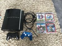 PS3 Bundle - Controller and Games