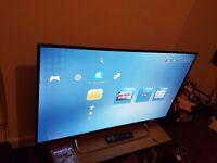 Jvc 49 inch slim led tv