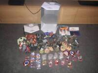 Disney infinity 3.0 Wii u game plus loads of figures
