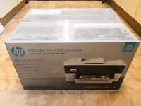 Brand New, Unwanted Gift, HP OfficeJet Pro 7720 A3 All-in-One Wireless Inkjet Printer