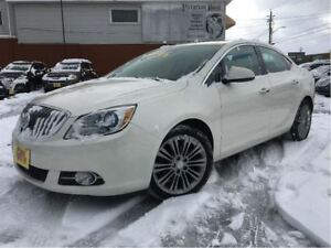 2014 Buick Verano Leather Package MOONROOF BACKUP CAMERA