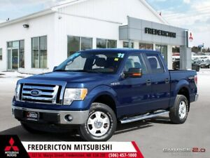 2011 Ford F-150 XLT CREW | 4X4 | 5.0L | KEYLESS ENTRY