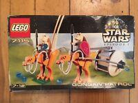 Collectible Official LEGO Star Wars: Gungan Patrol Set 7115
