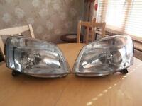 Citroen Berlingo Headlights - Peugeot Partner Headlights