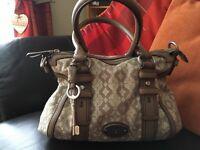 Genuine Fossil Handbag