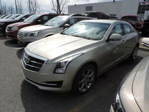 2015 CADILLAC ATS SEDAN AWD LUXURY SYSTEME CUE NAVIGATION,BOSE,F