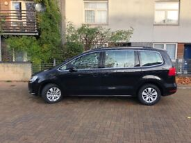 VW SHARAN ONE LADY OWNER LOW MILES
