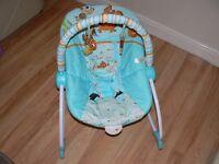 Baby rocker, chair