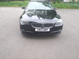 BMW 520d F10 184HP Low mileage NAV/DVD