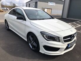 2013 Mercedes CLA 220D - HPI CLEAR - MUST SEE