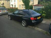 2012 BMW 318D SPORT 1 OWNER FROM NEW LOW MILAGE