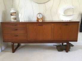 Retro Teak sideboard for sale.
