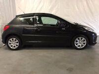2007 Peugeot 207 1.4 16V S 3dr *** FULL YEARS MOT ***
