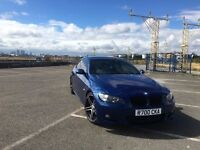 BMW 320d M Sport coupe e92 335d exhaust lci mot m3 seats 325 330 e93 high spec mint condition