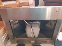 Hygena kitchen extractor fan complete