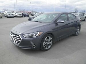 2017 Hyundai Elantra GLS/ Sunroof/Heated Front 7 Back Seats