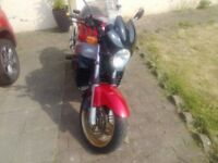 HONDA X11 2003 red