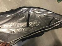 Snowboarding bag - never used
