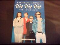 The Wets: Pop Memorabilia h/back Book.