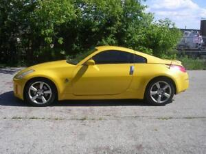 2005 NISSAN 350Z- 35TH ANNIVERSARY EDITION- 6 SPEED