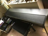 Roland F140R digital piano (almost new) for Sale with Stool and Heaphones