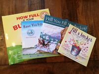 The Popular Awarding Winning Fill A Bucket Book Series!
