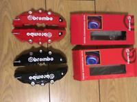 Brembo brake caliper cover