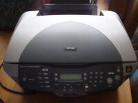 Epson Stylus RX500 Photo plus Full set of Ink Cartridges.