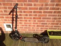 Good Condition Black Scooter