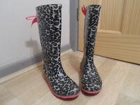 Kids Wellie Boots Size 12