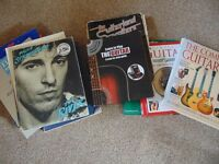 Guitar Books and Others