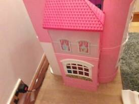 Barbie's Malibu Dream House