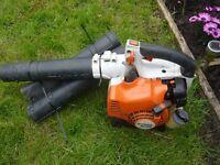 stihl petrol blower £135