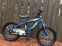 Boys bike 16 inch wheels Star Wars suits age 5-7